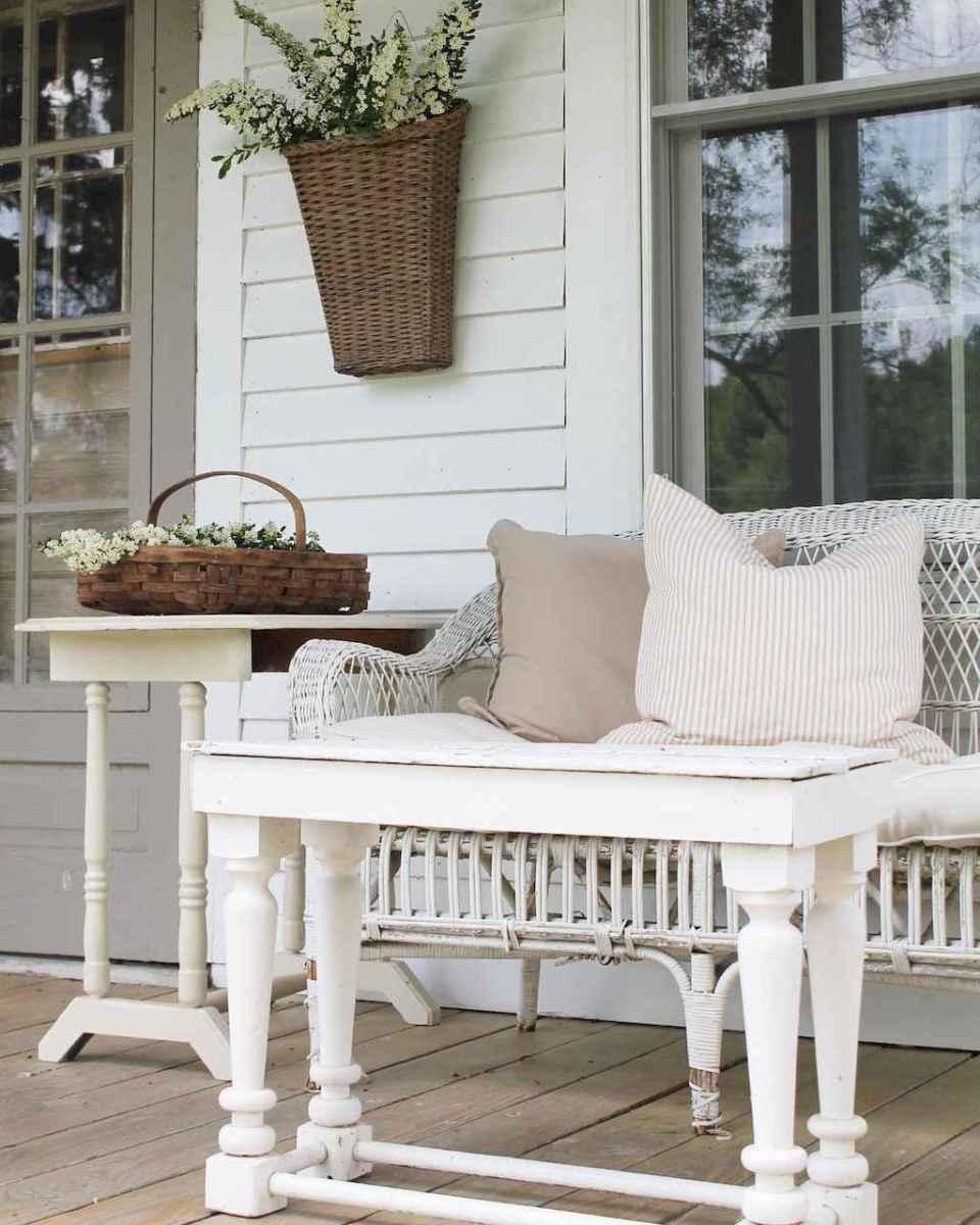 11 modern farmhouse front porch decorating ideas