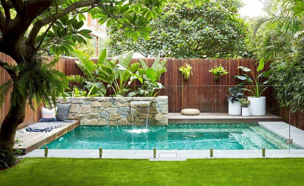 12 small backyard garden landscaping ideas