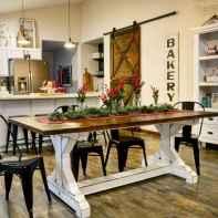16 best farmhouse dining room makeover decor ideas