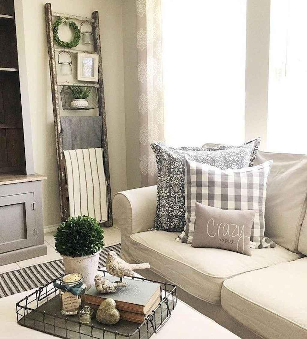 16 Cozy Modern Farmhouse Living Room Decor Ideas