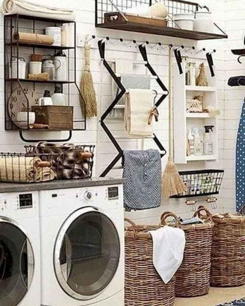24 functional small laundry room design ideas