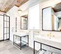 30 best farmhouse bathroom remodel decor ideas