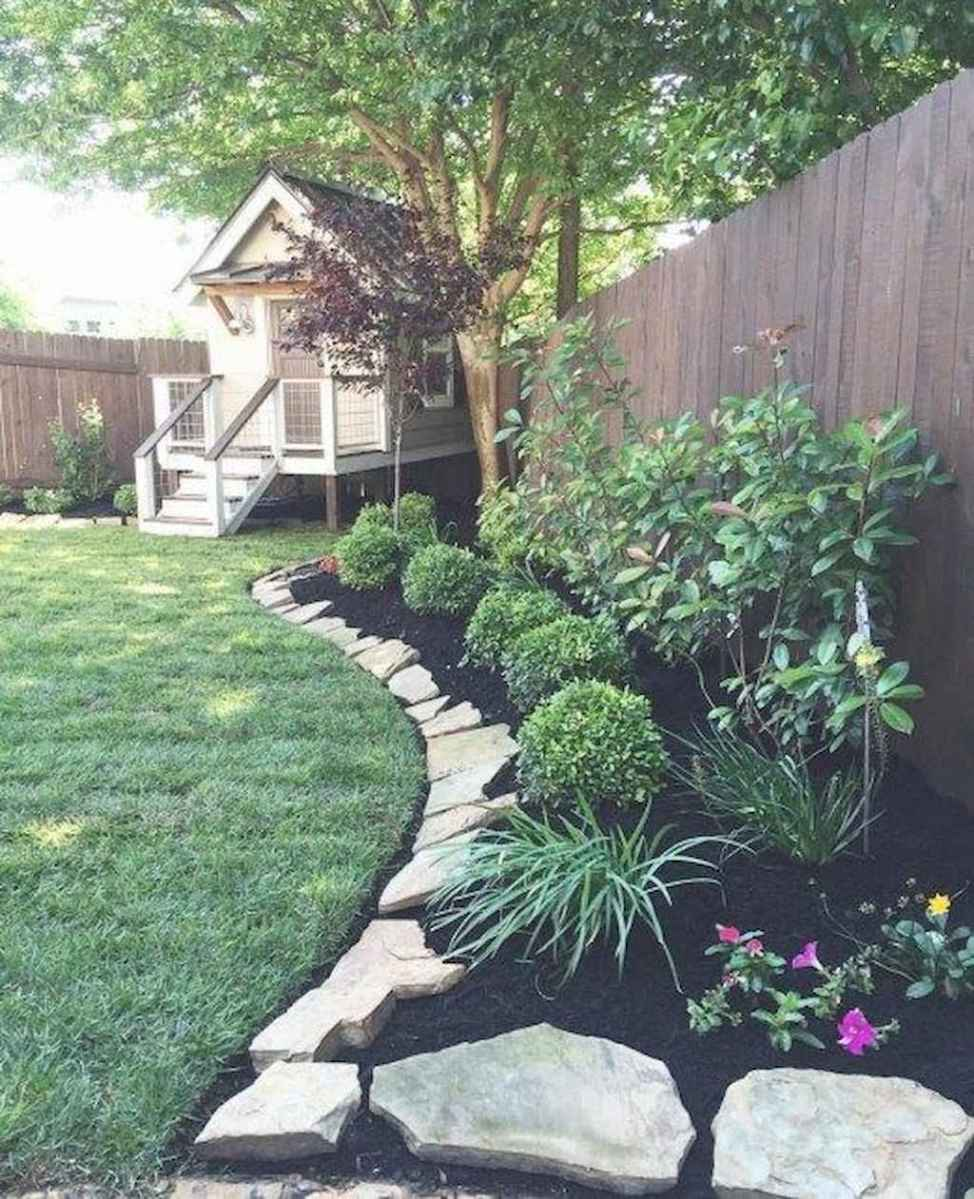 33 awesome front yard rock garden landscaping ideas