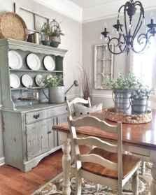 33 best farmhouse dining room makeover decor ideas