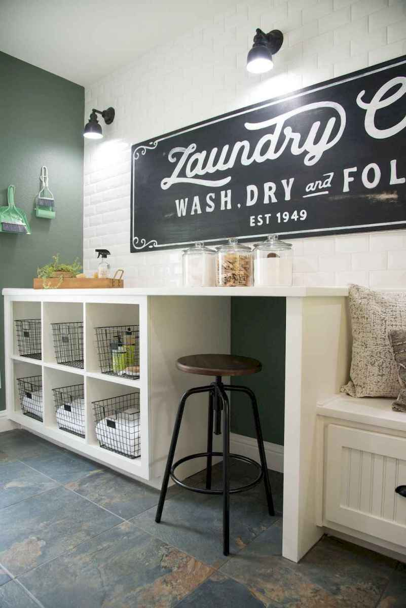 36 functional small laundry room design ideas