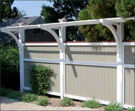 39 easy cheap backyard privacy fence design ideas