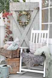 40 modern farmhouse front porch decorating ideas