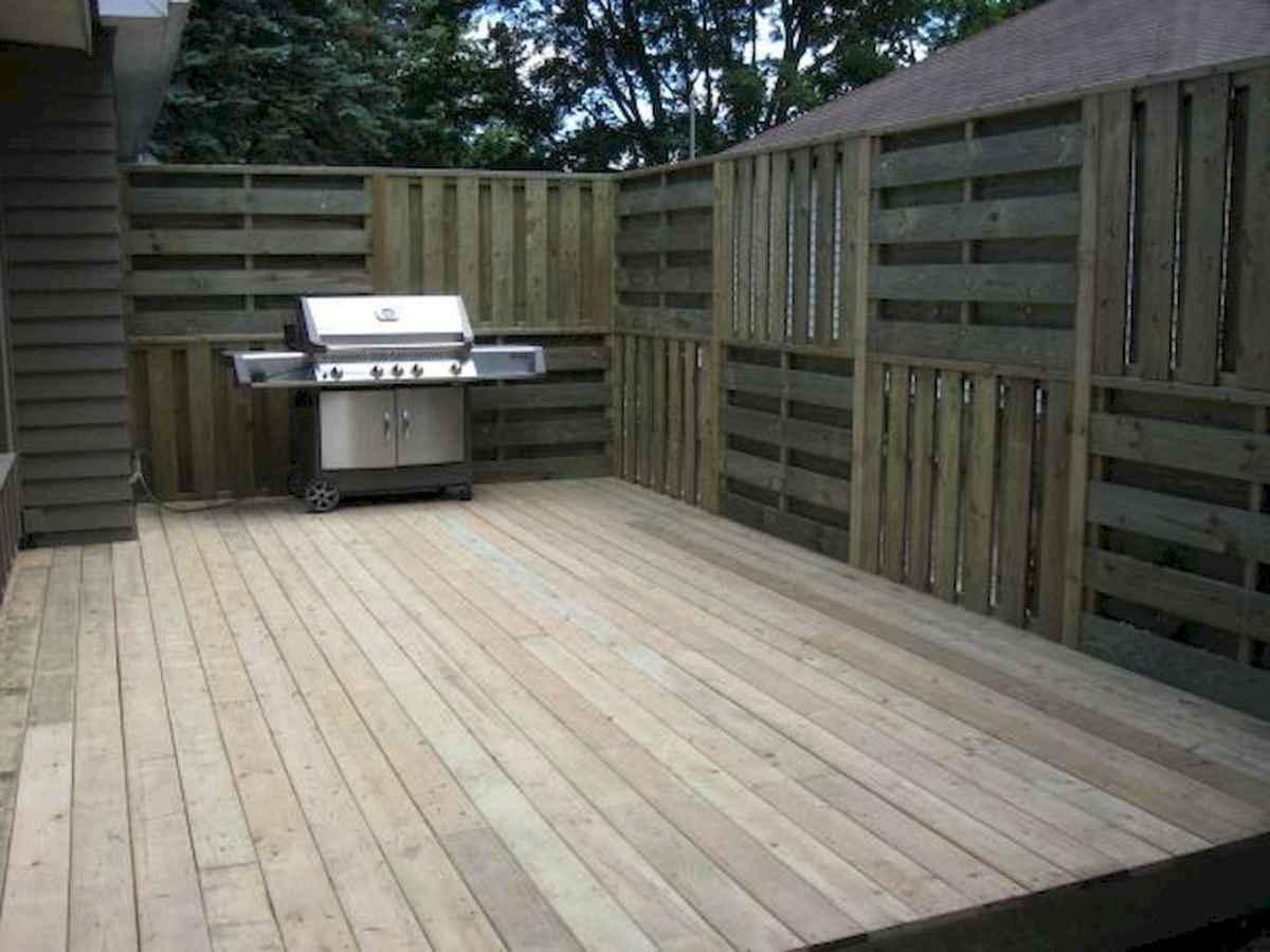 41 easy cheap backyard privacy fence design ideas