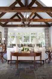 42 cozy modern farmhouse living room decor ideas