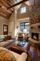 44 cozy modern farmhouse living room decor ideas
