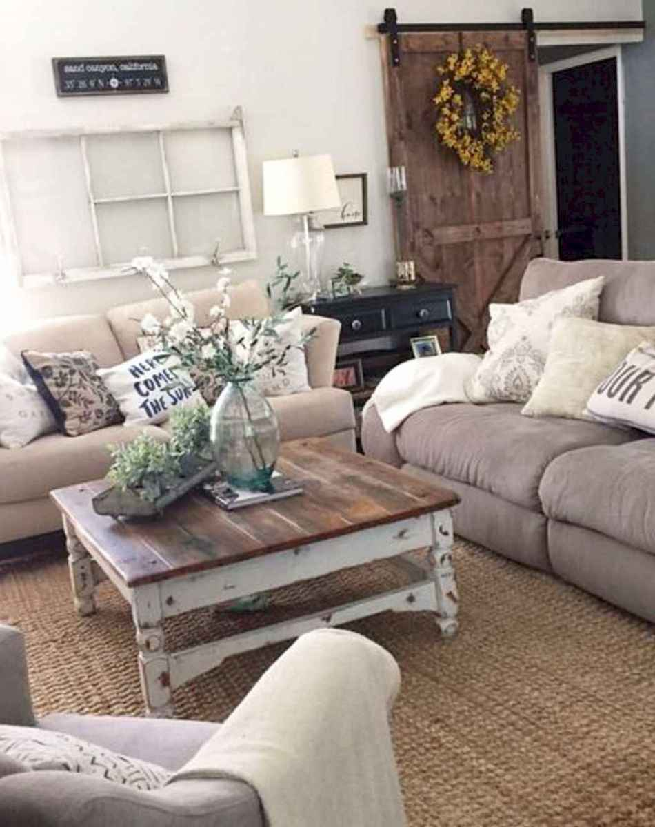 45 Cozy Modern Farmhouse Living Room Decor Ideas Fit 950 Ssl Vintage Furniture Collecting