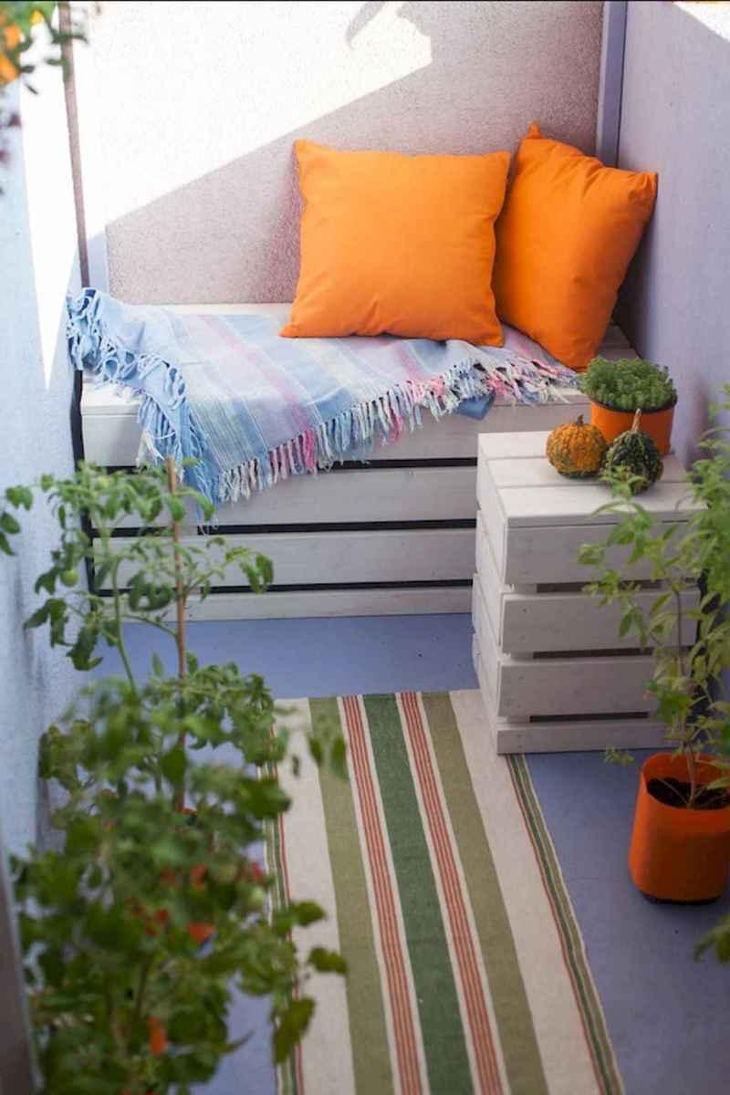 47 cozy apartment balcony decorating ideas