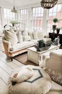 51 cozy modern farmhouse living room decor ideas