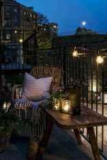 55 cozy apartment balcony decorating ideas