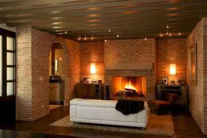 58 cozy modern farmhouse living room decor ideas