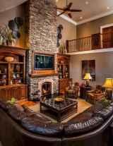 60 cozy modern farmhouse living room decor ideas