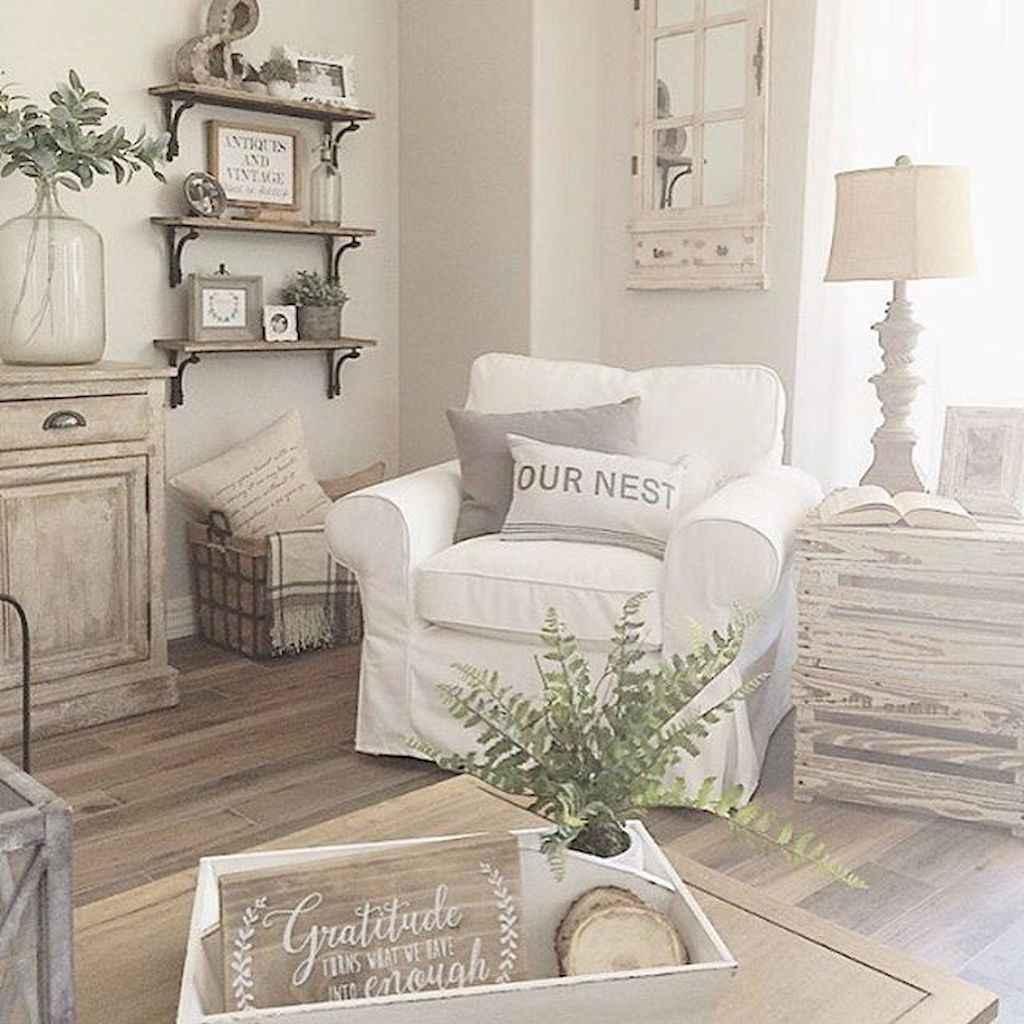 71 cozy modern farmhouse living room decor ideas