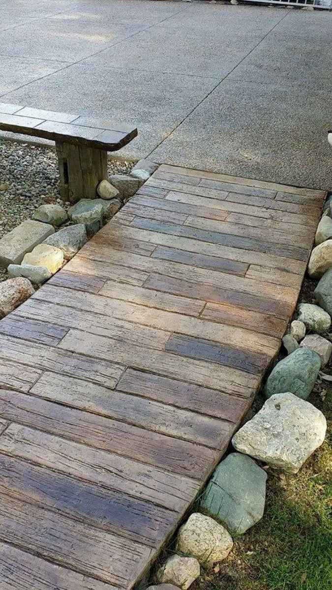 71 simple and beautiful front yard pathways landscaping ideas