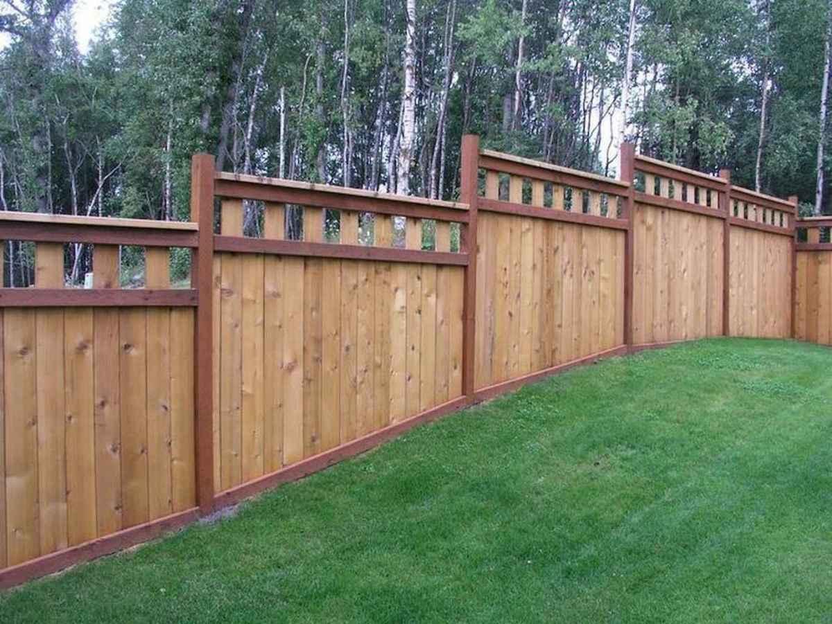 73 easy cheap backyard privacy fence design ideas