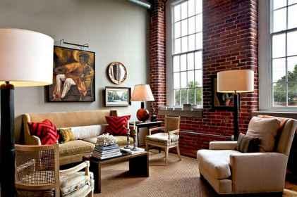 75 cozy modern farmhouse living room decor ideas