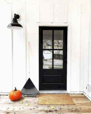 76 modern farmhouse front porch decorating ideas