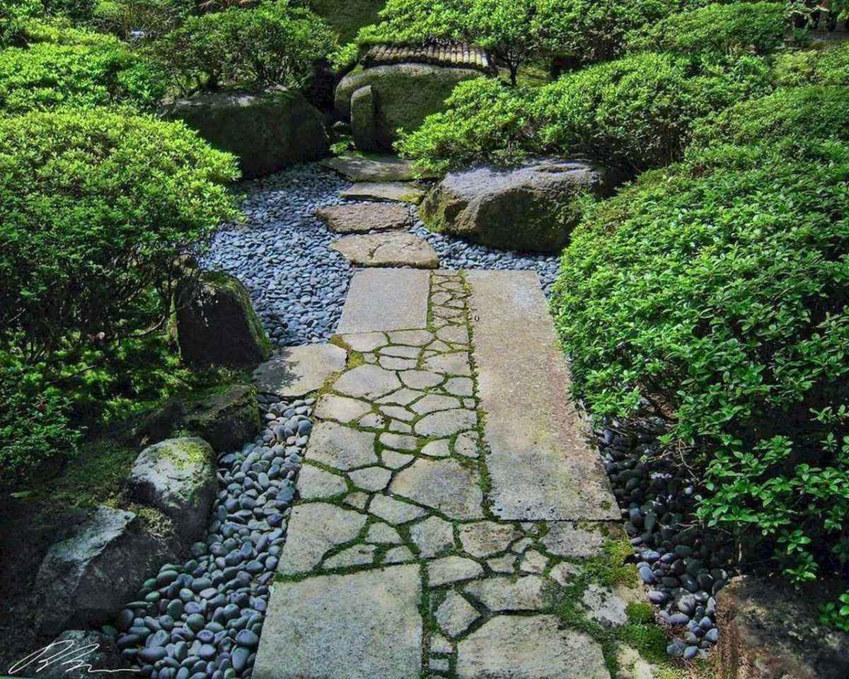 78 simple and beautiful front yard pathways landscaping ideas