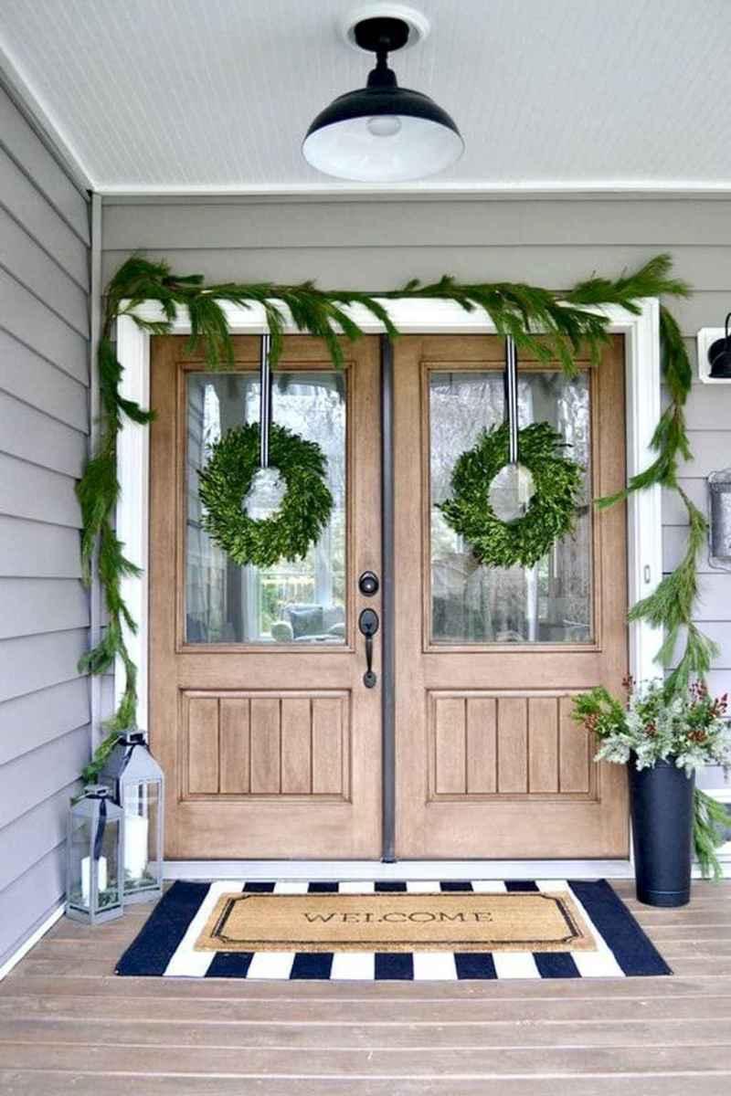 79 modern farmhouse front porch decorating ideas
