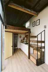 02 amazing loft stair for tiny house ideas