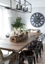 03 modern farmhouse dining room decor ideas