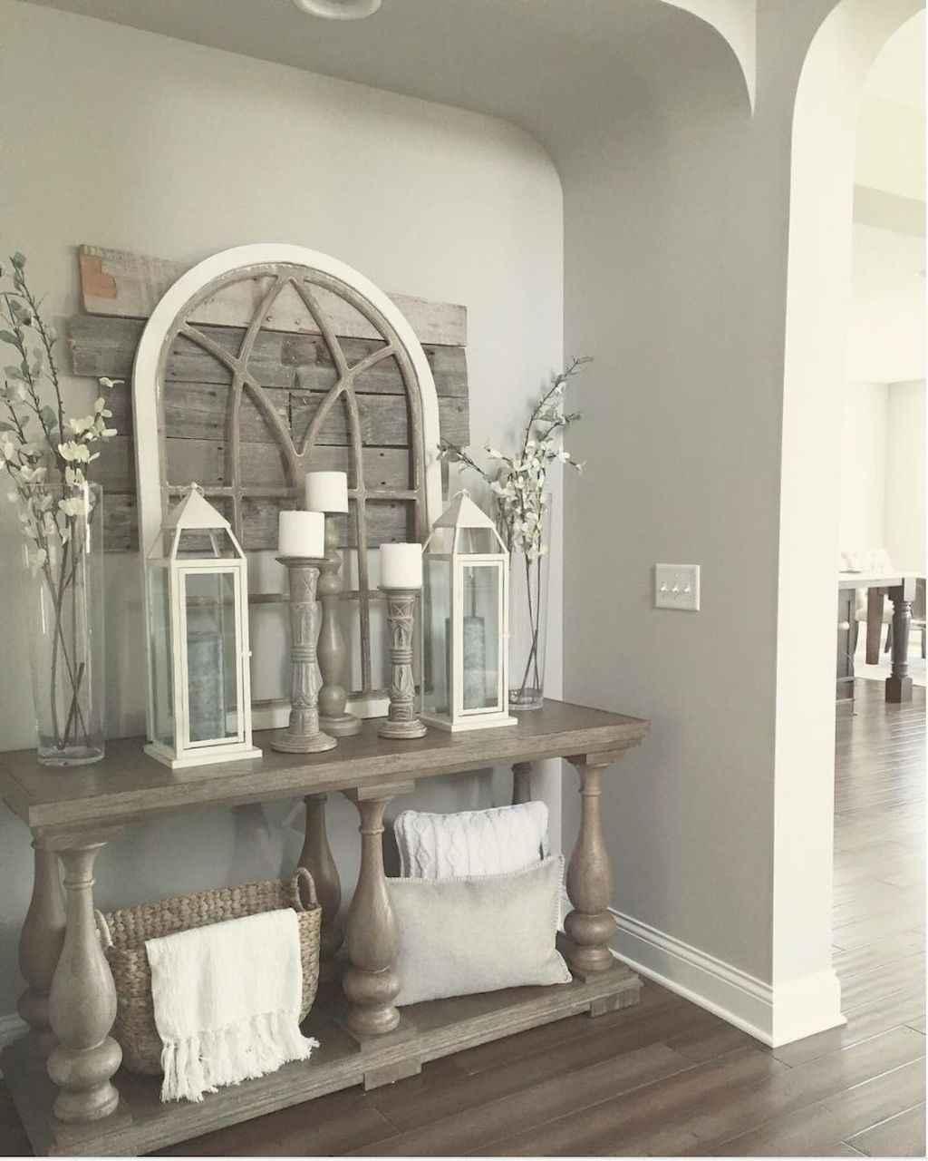 07 Stunning Rustic Entryway Decorating Ideas