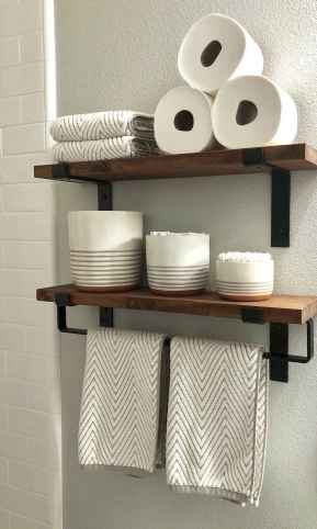 13 cool farmhouse bathroom remodel decor ideas