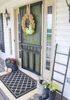 16 gorgeous farmhouse front porch decorating ideas