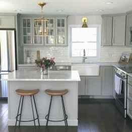 18 beautiful white kitchen cabinet design ideas