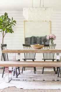 23 modern farmhouse dining room decor ideas