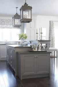 24 awesome gray kitchen cabinet design ideas