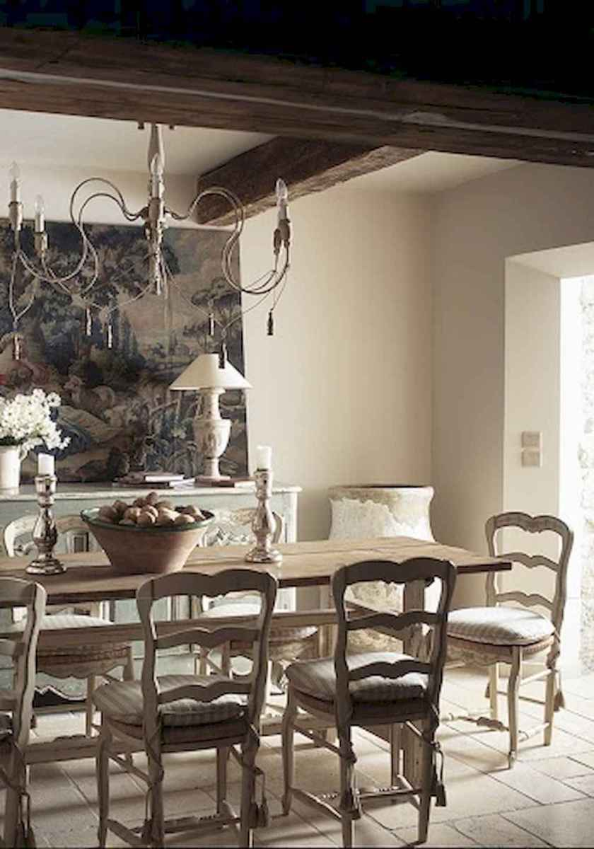29 beautiful french country dining room decor ideas