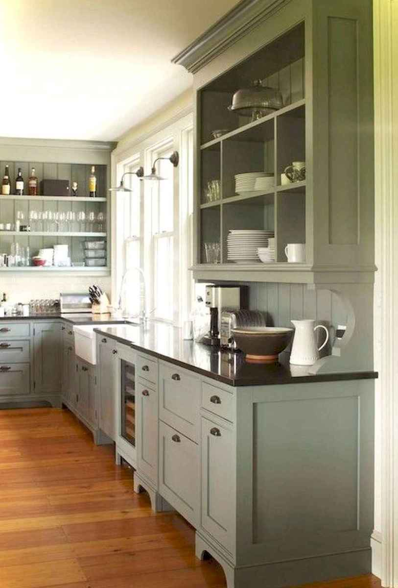29 modern farmhouse kitchen cabinet makeover design ideas
