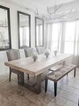 30 modern farmhouse dining room decor ideas