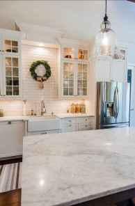 31 beautiful white kitchen cabinet design ideas