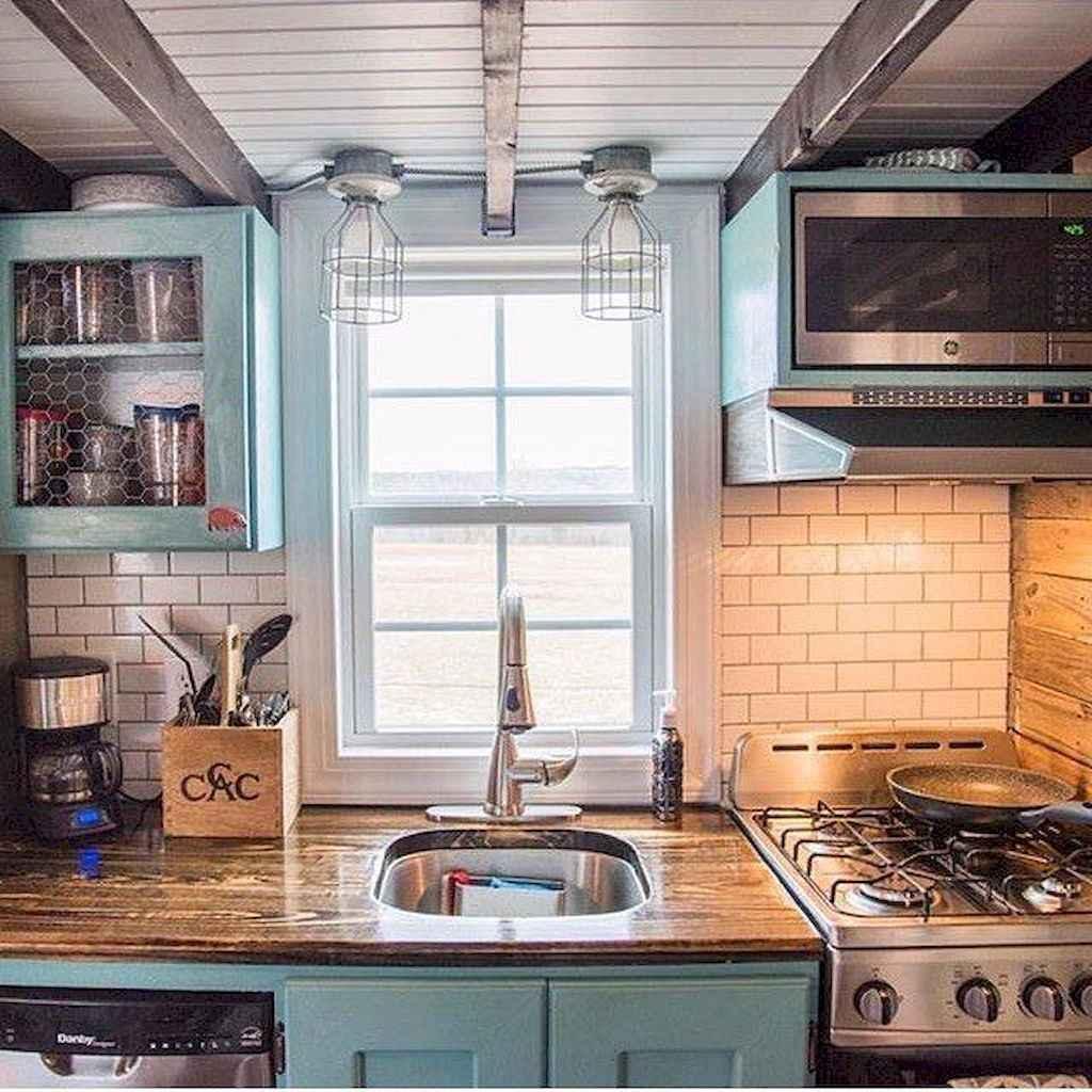 34 amazing tiny house kitchen design ideas