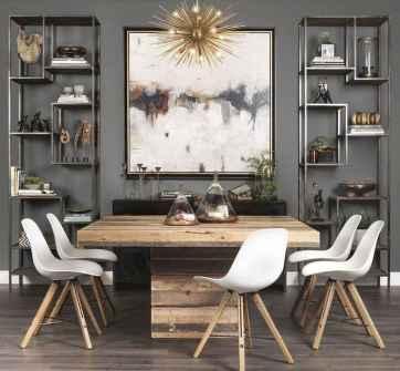 38 modern farmhouse dining room decor ideas