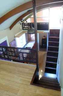44 amazing loft stair for tiny house ideas
