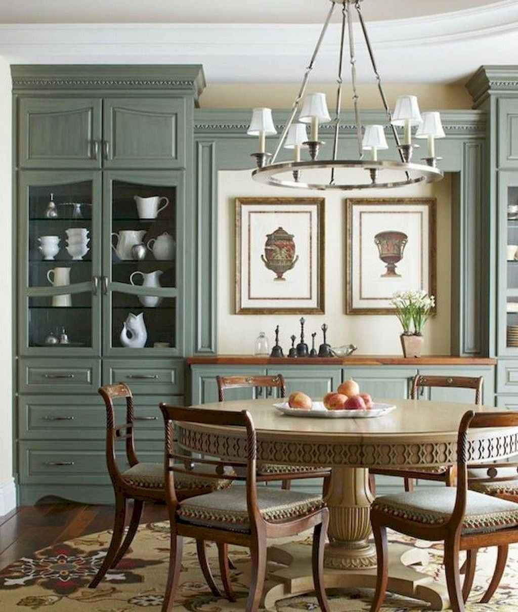 55 Best Home Decor Ideas: 44 Beautiful French Country Dining Room Decor Ideas