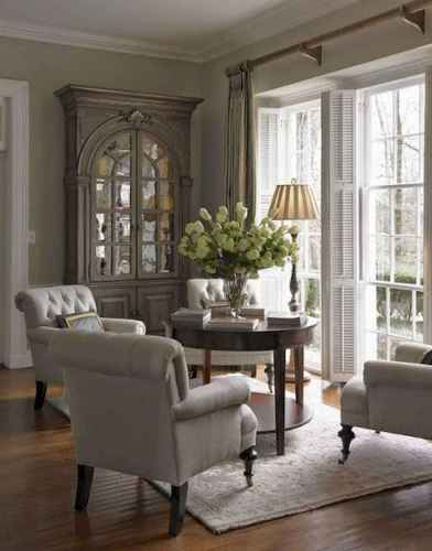 44 fancy french country living room decor ideas