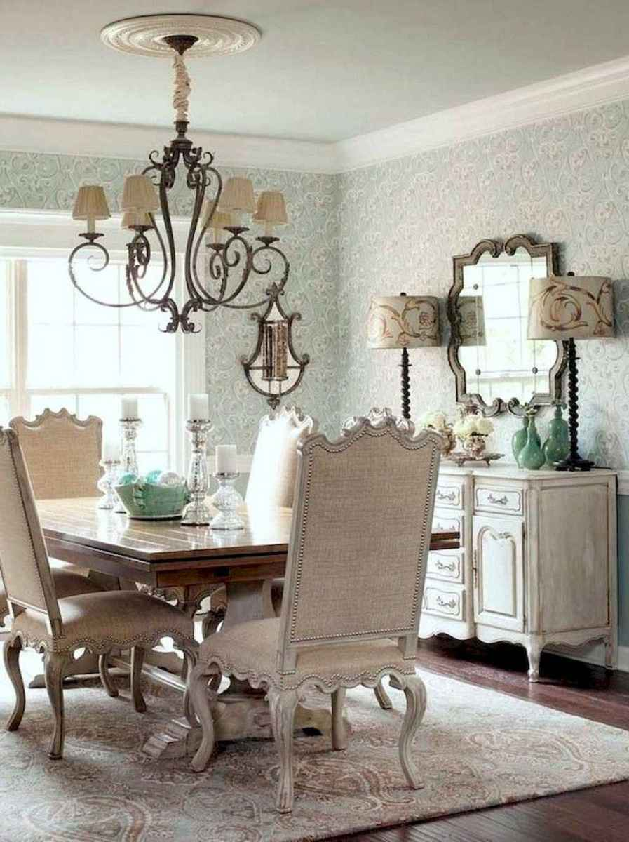 45 beautiful french country dining room decor ideas