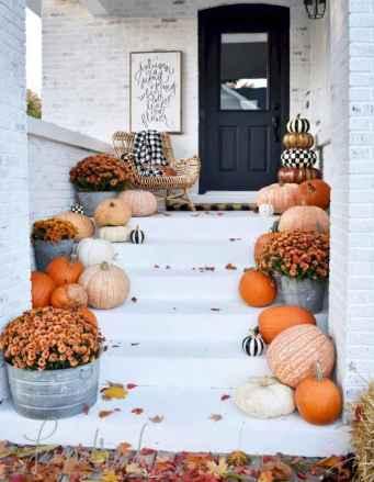 46 gorgeous farmhouse front porch decorating ideas