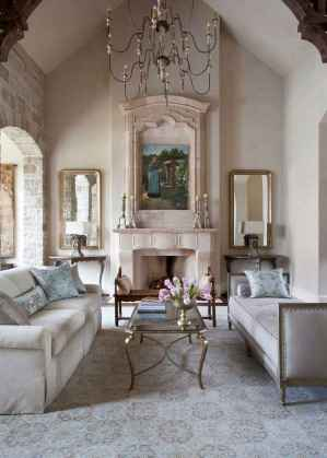 50 fancy french country living room decor ideas