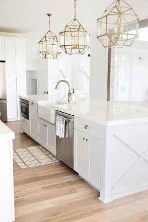 53 beautiful white kitchen cabinet design ideas