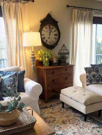56 fancy french country living room decor ideas