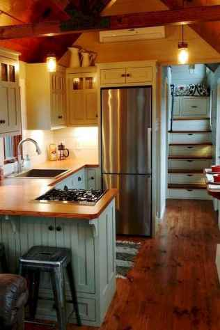 57 amazing tiny house kitchen design ideas
